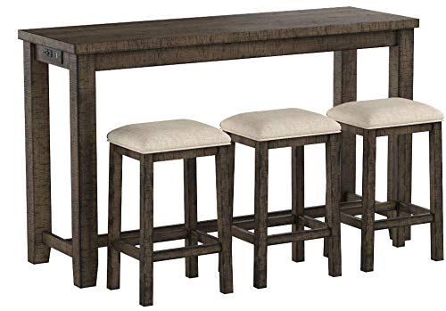 Picket House Furnishings Stanford Multipurpose Bar Table Set