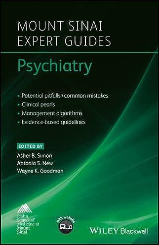 Expert psychiatric evidence ebook lees de eerste pagina u0027s array psychiatry mount sinai expert guides 9781118654286 medicine rh fandeluxe Images
