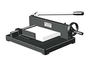QCM 8200M Heavy Duty Desktop Stack Paper Cutter
