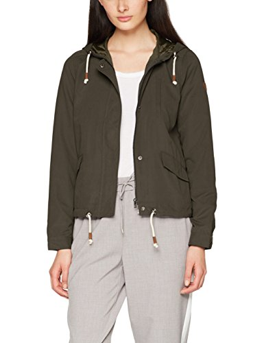 ONLY Damen Parka Onlnew Skylar Jacket CC OTW, Grün Black Olive, 42 (Herstellergröße: XL)