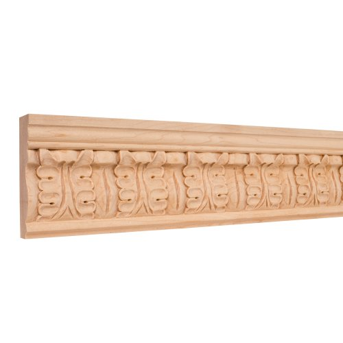 Hand Carved Frieze Moulding (Cherry)