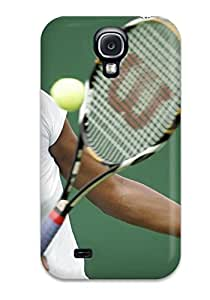 High-quality Durable Protection Case For Galaxy S4(venus Williams Tennis )