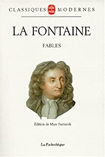 Fables, La Fontaine, Jean de (1621-1695)
