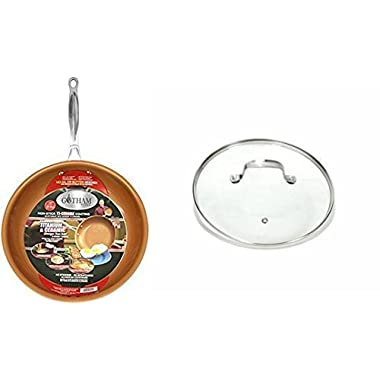 Non-Stick Frying Pan Size: 9.5  Diameter