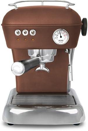 Ascaso Dream UP V2 Espresso Machine - Chocolate by Ascaso: Amazon.es: Hogar