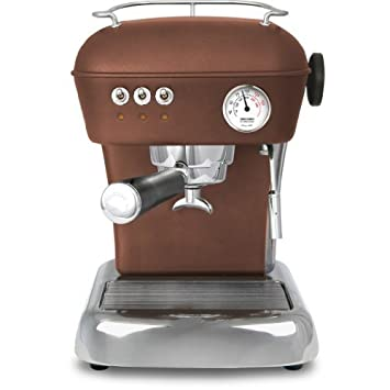 Ascaso Dream UP V2 Espresso Machine - Chocolate by Ascaso: Amazon.es: Hogar