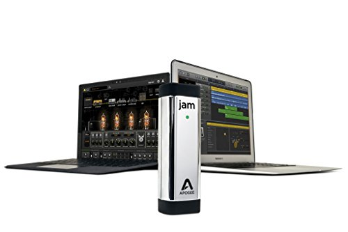 Apogee JAM 96k for Windows & Mac Guitar Interface Input