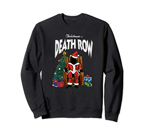 death row records christmas on death row sweatshirt