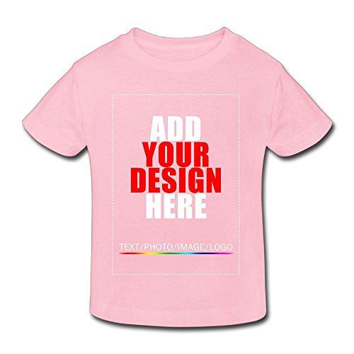 (WorldMall Custom Unisex Child T-shirt Tee - Design Your Own Shirt - Add Your Image)