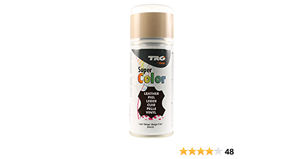Tinte spray color para piel TRG Super Color 150ml 354 Beige