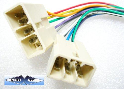 Stereo Wire Harness Mitsubishi 3000GT 91 92 93 (car radio wiring installation. ()