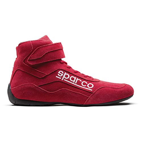 Sparco 001272011RSHOE RACE 2 11 RED, OLD PART # 00127011R (Kart Racing Shoe)