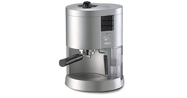 Amazon.com: Gaggia 35008 Carezza Espresso machine, Plata ...