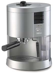 Gaggia Coffee Maker Espresso Baby Dose Silver : Amazon.com: Gaggia 35008 Carezza Espresso Machine, Silver: Kitchen & Dining