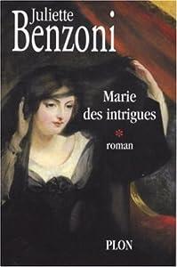 "Afficher ""Marie des intrigues"""