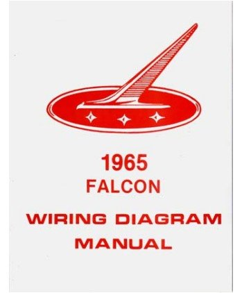 amazon com 1965 ford falcon wiring diagrams schematics automotive1965 Ford Ranchero Wiring Diagram #18
