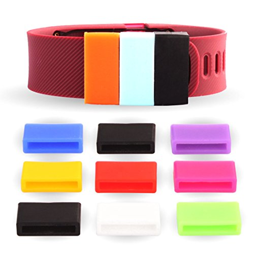 Dimples Silicone Fasteners Fitbit Wristband