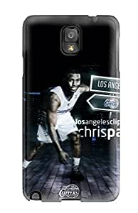 New Snap-on Paula S Roper Skin Case Cover Compatible With Galaxy Note 3- Chris Paul