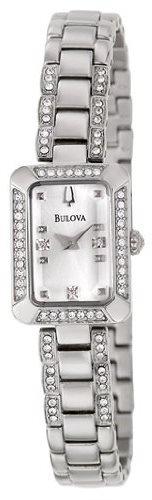 Bulova Crystal Ladies Watch