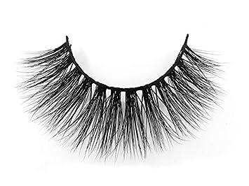 581f6643552 Amazon.com : 3D Invisible Band Siberian Mink Lashes Best Soft Style False  Eyelashes Cruelty Free Fake Mink Eyelashes Longer Mink Eyelashes New Design  Mink ...