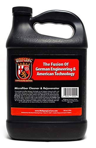 (Wolfgang Concourse Series WG-1202 Micro Rejuvenator Microfiber Detergent Concentrate, 128. Fluid_Ounces)