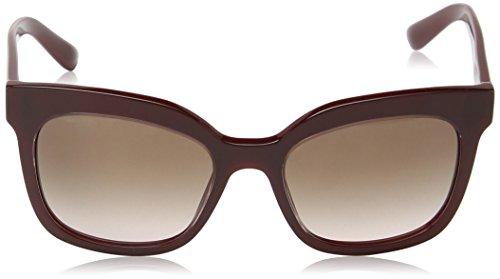 Opal PR Bordeaux Sonnenbrille Prada 24QS TRIANGLE Bordeaux On wqZaO1C
