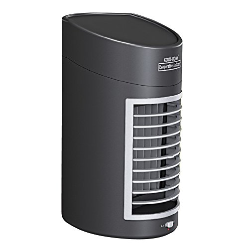 Kool Down Evaporative Cooler Black