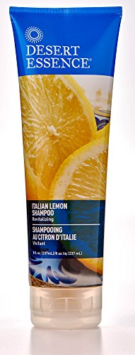 Desert Essence Italian Lemon Shampoo - 8 fl oz