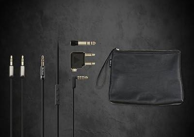 SOUL Electronics SOUL Electronics SJ27SL Soul Electronics Jet Pro Hi Definition Noise Cancelling Headphones - Silver