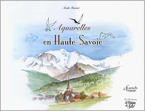 Lire un Aquarelles en Haute-Savoie epub, pdf