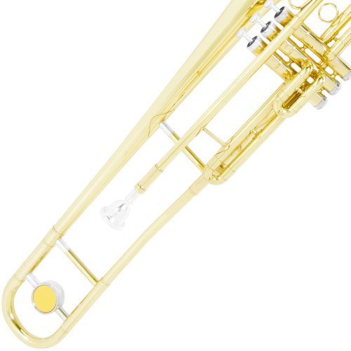 Cecilio 4Series TB-480 Bb Valve Trombone with Monel Valves by Cecilio (Image #3)