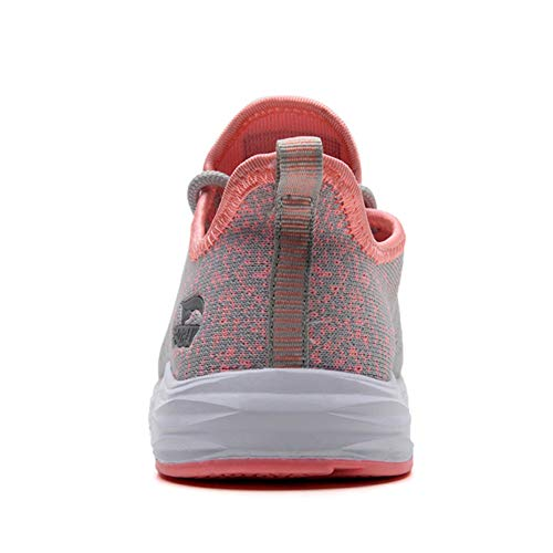 Chaussures Baskets Femme Sneakers Running Homme Casual Gris Sport De Course p7qR7