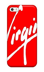 EbLioRu8935NpTff Virgin Logo Awesome High Quality Iphone 5/5s Case Skin