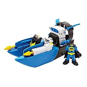 Fisher-Price Imaginext DC Super Friends Bat Boat - 41YKE0hMk1L - Fisher-Price Imaginext DC Super Friends, Bat Boat