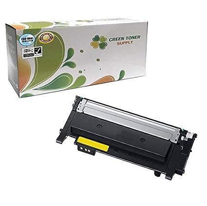 Verde de tóner (TM) nueva Compatible con [Samsung CLT-K404S] color ...