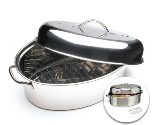 cooks tools roasting pan - 3
