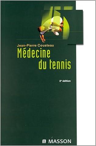 Lire un MEDECINE DU TENNIS. 2ème édition pdf ebook