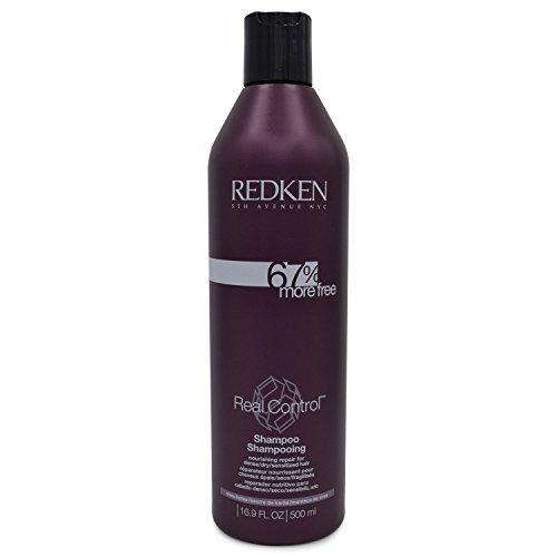 Redken Real Control Shampoo - 16.9 oz Redken Real Control Shampoo
