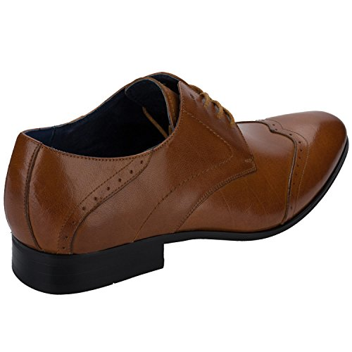 Remus Pot Uomo Pinto chaussure Camel