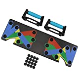Push-up Training Bracket, 9 in 1 Push Up Rack Board System Fitness Workout Train Gym Exercise Stands