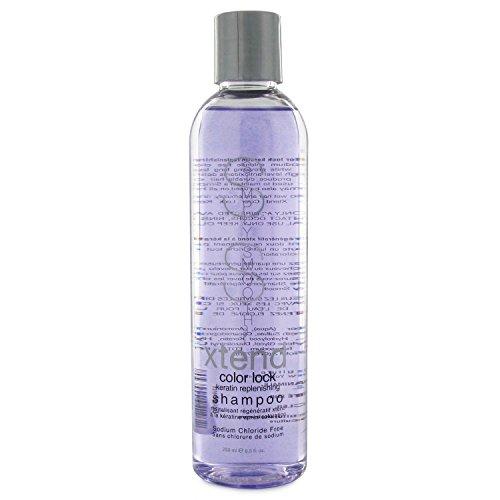 Simply Smooth Xtend Color Lock Keratin Replenishing Shampoo, 8.5 oz.