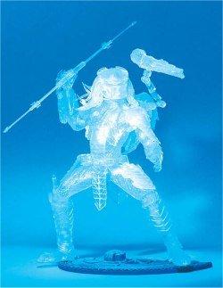 McFarlane Toys Alien VS. Predator Movie Deluxe 12 Inch Action Figure Stealth Scar Predator -