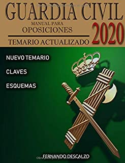Agenda para Opos de Guardia Civil: Agenda para oposiciones ...