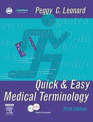 Quick & Easy Medical Terminology, 5e (Quick & Easy Medical ...