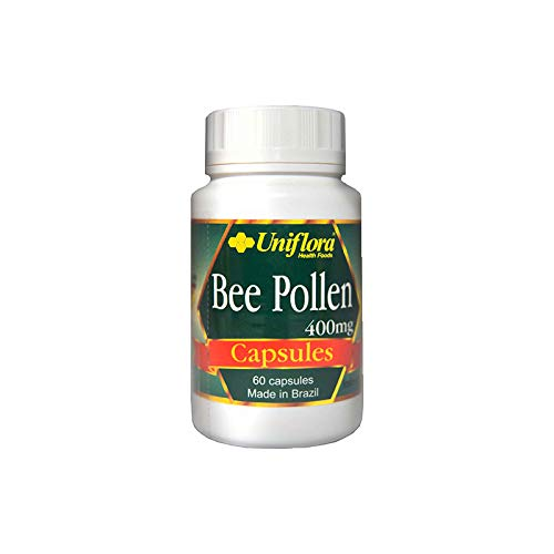 Bee Pollen 400mg (60 Capsules)