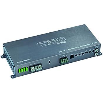 DS18 PRO-FR1500.1 1,500 Watts RMS Full Range Class D Monoblock Amplifier
