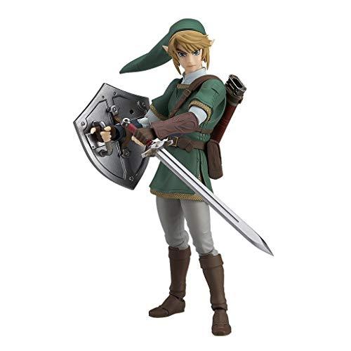 Yang baby The Legend of Zelda Twilight Princess Link (Deluxe Version) Figma Action - Link Twilight Zelda Princess