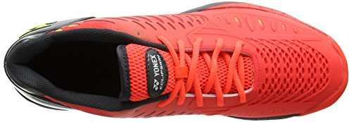 Yonex SHT Power Cushion Eclipsion Mens Tennis Shoes Red