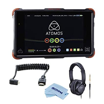 Amazon.com: Atomos Ninja Flame 7in Monitor Recorder ...
