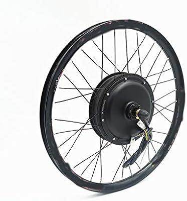 Wenhu 70Km / H 72V 2000W Rueda Trasera Motor Bicicleta eléctrica ...